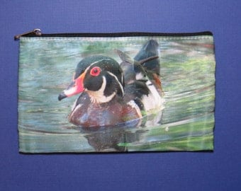 Wood Duck Carry Pouch