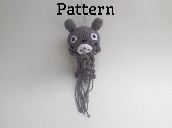 TotoroJelly Crochet Pattern