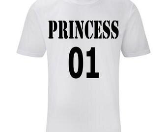 Princess tee / princess t-shirt