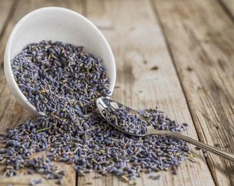 2oz Organic Dried Lavender