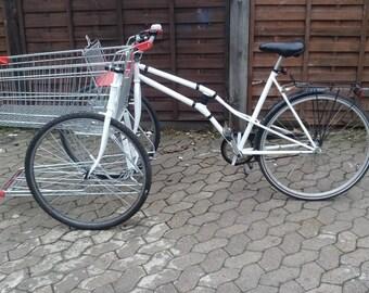 Extravagant expense bicycle bike transport bike basket bicycle bike design art