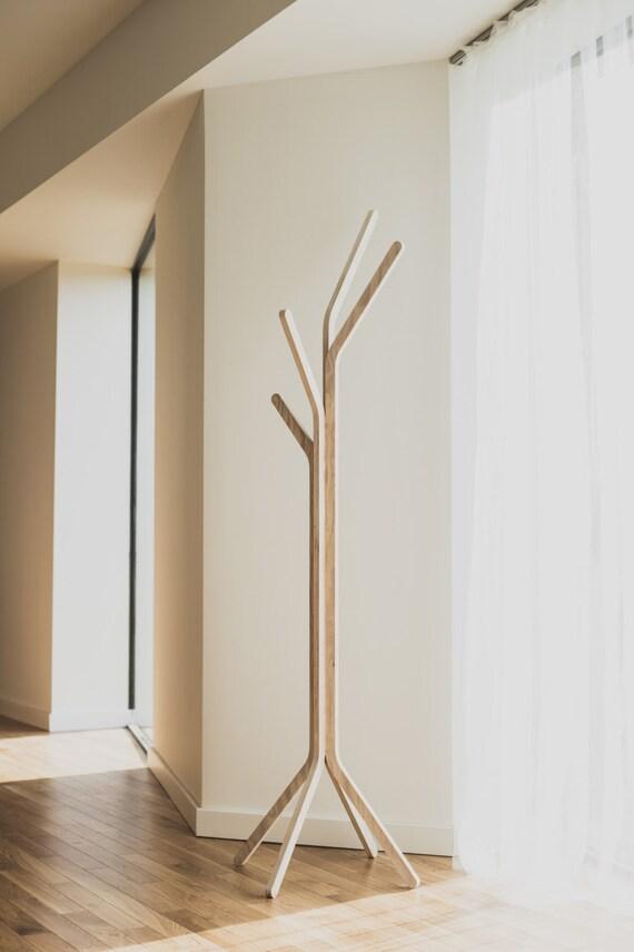 Leg Hanger Coat Rack Standing Coat Tree