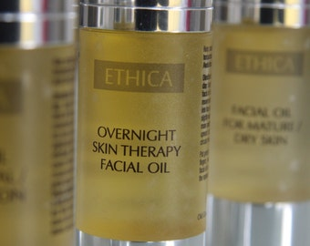 Ethica Overnight Skin Therapy Facial Oil