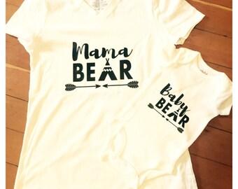 Mama & Baby Bear Set