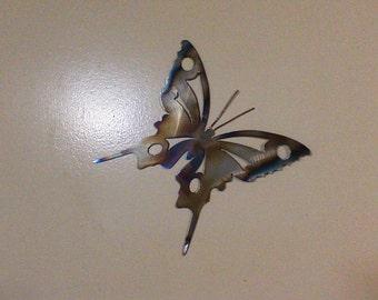 metal butterfly 8 inch