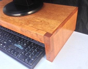 Computer Monitor/TV Riser LED TV Stand Desktop Organizer