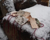 Birchbark Gift Tags- Set of Ten