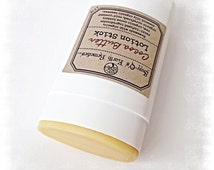 Cocoa Butter Lotion Stick. Handmade with Certified Organic Ingredients