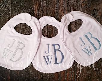 Baby Bib/Baby Gift/ Baby Shower Gift/Gift Set