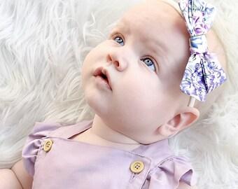 Liberty Lilac Headband nylon