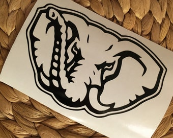 Alabama Roll Tide Vinyl Decal