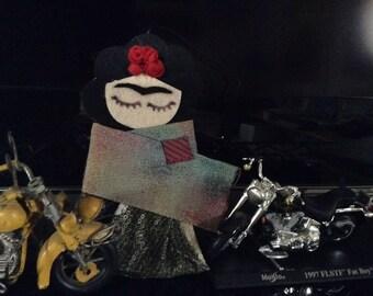 The Frida doll