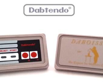 Dabtendo® Daboisseur® Dual Compartment Silicone Dab Container