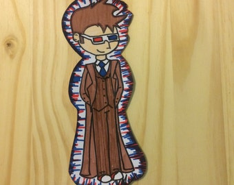 Tenth Doctor Drawing (Doctor Who)