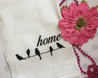 Home Flour Sack Towel
