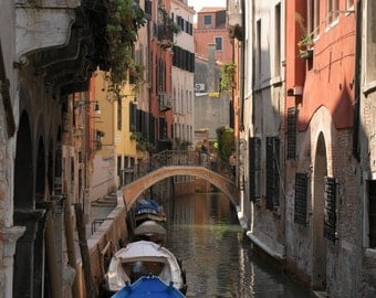 Venice Photography, Italy Photography, Prints Mounted Poster Canvases, Venice Canal, Travel Photography