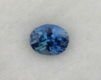 Natural Ceylon Blue Sapphire Oval Cut 5.9mm