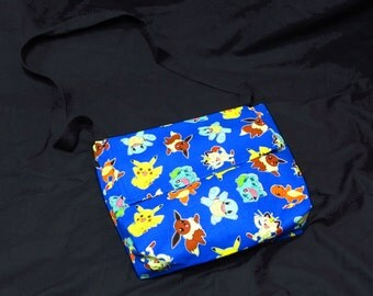 Gen I Pokemon Messenger Bags