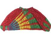 SALE Cotton baby harem pants, boho baby pant, toddler harems, tribal hippie children's clothing, bohemian kids, rainbow gypsy pant, aladdin