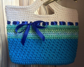 Summer Time By the Sea Handbag