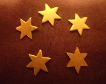 Six Point Star SPSBR1