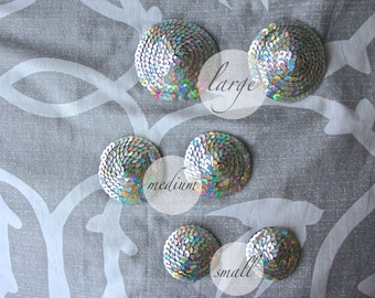 Custom Sequin Pasties