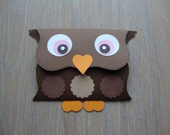 """Mini album photos """"OWL"""""""