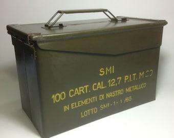 Italian army Ammunition box anni