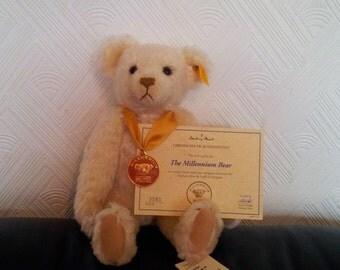 Steiff Millenium Bear