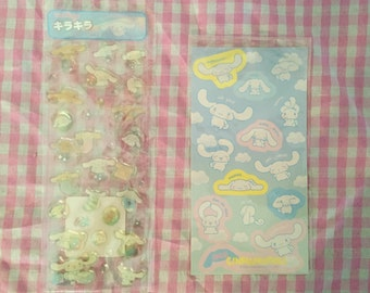 Sanrio Cinnamoroll stickers kawaii