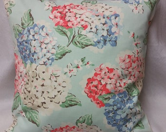 Cath Kidston  Hydrangea cushion cover (high quality cotton on the back)
