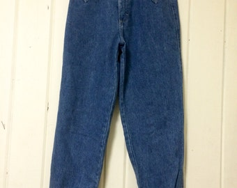 Size 7/8 vintage rough rider denim jeans