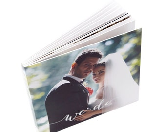 Personalized Wedding Album.8X8 inches . 20X20 centimeters. 20 pages.Wedding  Photo Album.