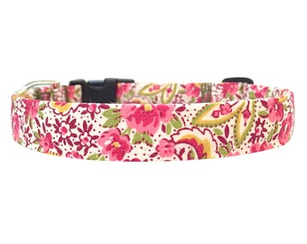 Female Dog Collars Pink