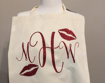 Personalized/Monogrammed Canvas Bag