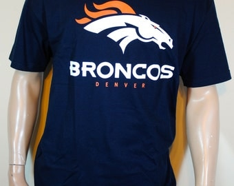 Denver Broncos Mens T shirt Super Bowl Tee