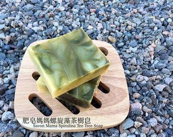Spirulina Tea Tree Soap