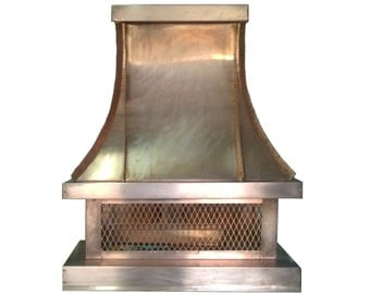 Briton Copper Chimney Cap* by ClassicCopper.com
