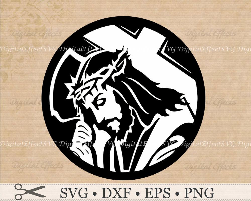 jesus svg jesus carrying cross svg png dfx eps jesus