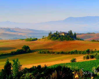 """The Belvedere House - In Italian """"the viewpoint"""""""