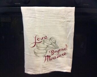 Kitchen hand towel