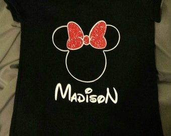 Mickey / Minnie Custom T-Shirts