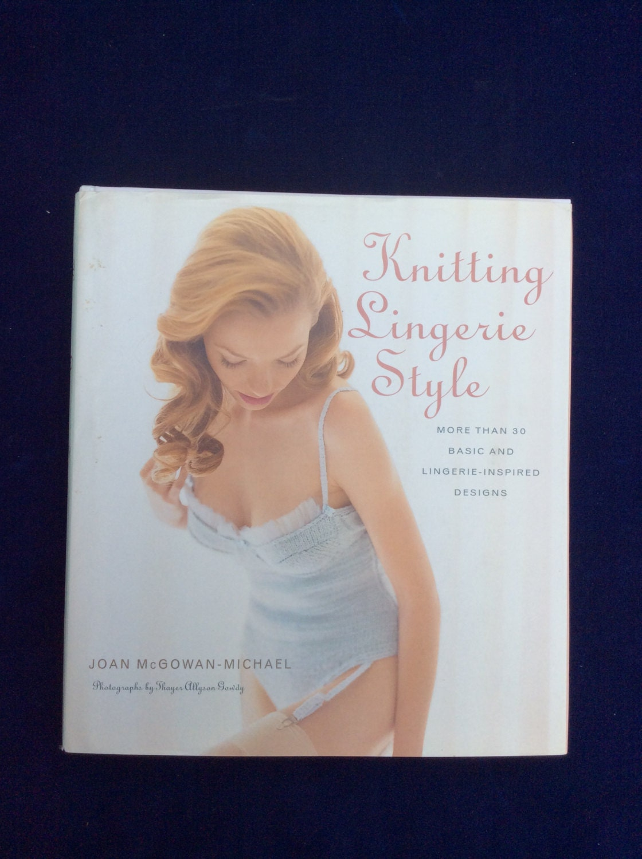 Knitting Lingerie Style 79