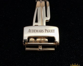 Audemars Piguet 18kt Rose Gold Buckle Clasp