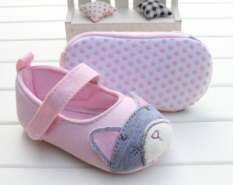 Baby&Toddler Pink Kitty Toes~