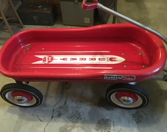 Saved for lela sold Vintage murray wagon