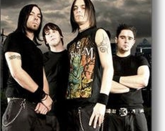 Bullet For My Valentine Poster - Poison Rare New Hot