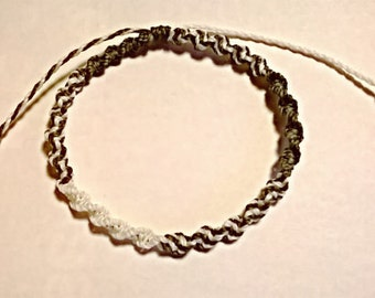 Macrame peruvian bracelet