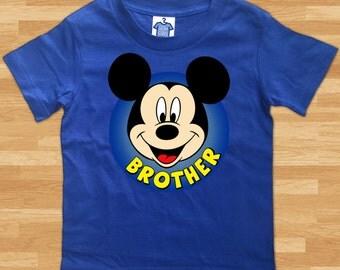 Mickey Mouse Custom T-Shirt - Boy
