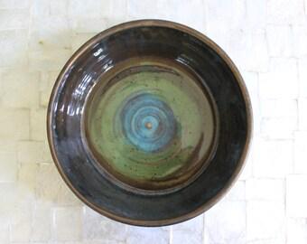 Ceramic brie baker | Stoneware baking dish